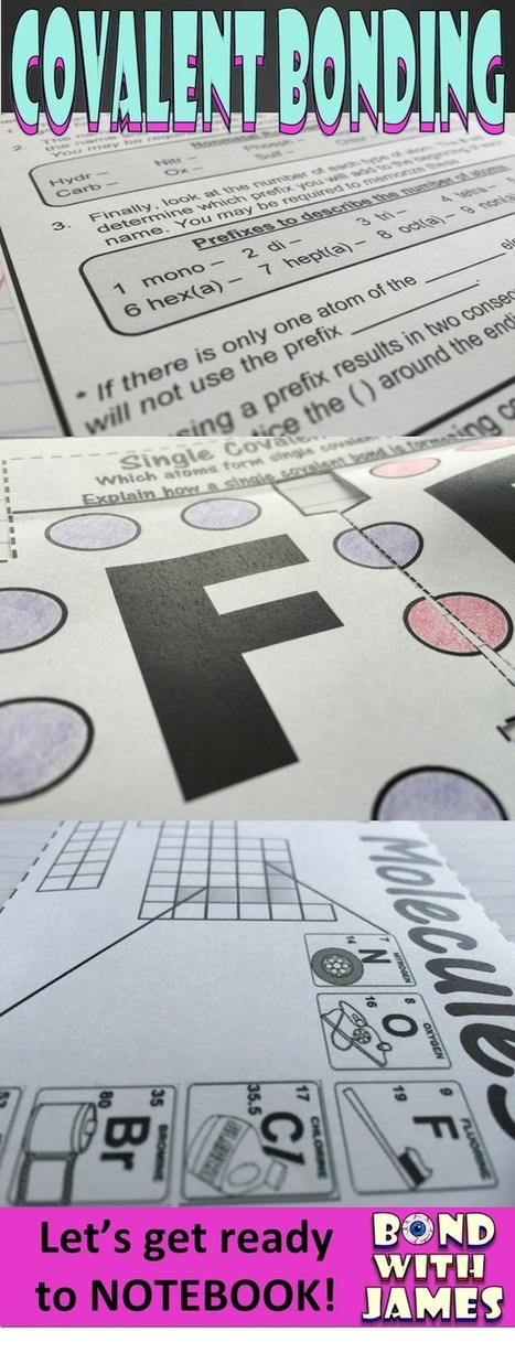 Bond with James: Interactive Notebooks - left or right?! | Science | Scoop.it