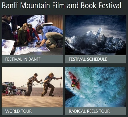 Banff Mountain Film and Book Festival 2015 | 123GreetingsQuotes | Scoop.it