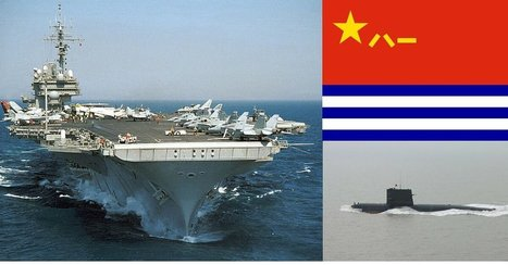 When a Chinese Submarine Appeared In The Middle Of A Carrier Battle Group   Miscellaneous Topics   Scoop.it