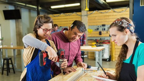 Literacy Skills in Career and Technical Education Classes | Current topics in adolescent literacy | Scoop.it