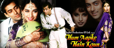 Hum Aapke Hain Koun' crew Member celebrate film's 20th anniversary.   Bollywood BC   Scoop.it
