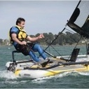 Sail Good: Tiwal Inflatable Sailing Dinghy   Video   Tiwal , the inflatable sailing dinghy made in France   Scoop.it