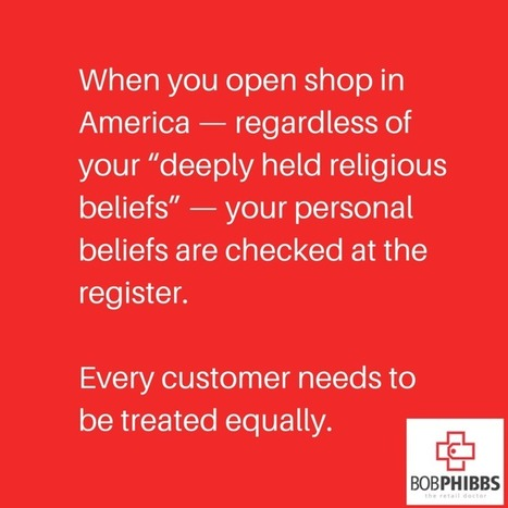 Retail Businesses To Indiana: You Can't Discriminate | Retail | Scoop.it