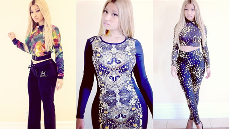 Nicki Minaj's Clothing Line Was Made for Nicki Minaj Only - Jezebel | Fab Fashions | Scoop.it