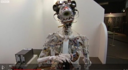 Video: A Robot With a Human Skeleton | shubush augment | Scoop.it