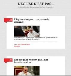 Revue de Presse : Les 3 P : Pape, Prière, Pas le Paradis… | Lemessin | Sujets Religieux | Scoop.it