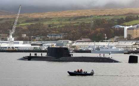 Scotland is the bedrock of Britain's defences - Telegraph | Scottish Independence | Scoop.it