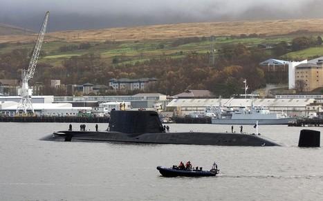 Scotland is the bedrock of Britain's defences - Telegraph | Referendum 2014 | Scoop.it