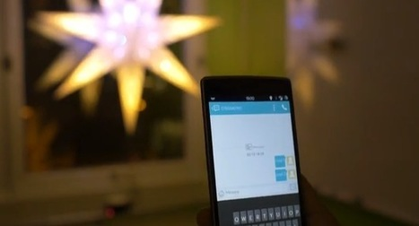 GSM Controlled Star Light: A xmas tutorial for Intel Galileo | Raspberry Pi | Scoop.it