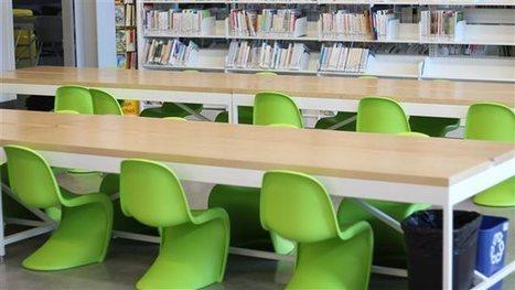 Une bibliothèque du futur en banlieue de Montréal | ICI.Radio-Canada.ca | LibraryLinks LiensBiblio | Scoop.it