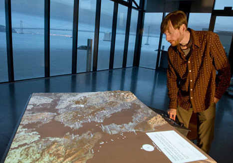 New Exploratorium Showcases Maps and Views of San Francisco Bay - Wired | Charge Point | Scoop.it