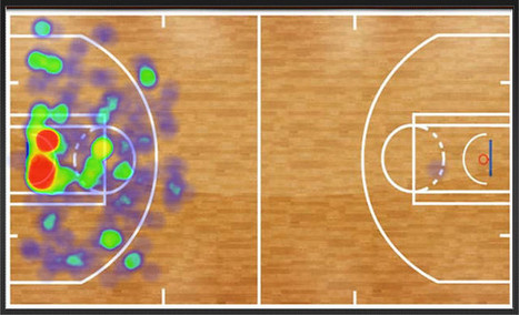 Very Cool. Moneyball 2.0: How Missile Tracking Cameras Are Remaking The NBA | Tracking Transmedia | Scoop.it