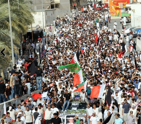 Hani Abdul Aziz - funeral procession | Human Rights and the Will to be free | Scoop.it