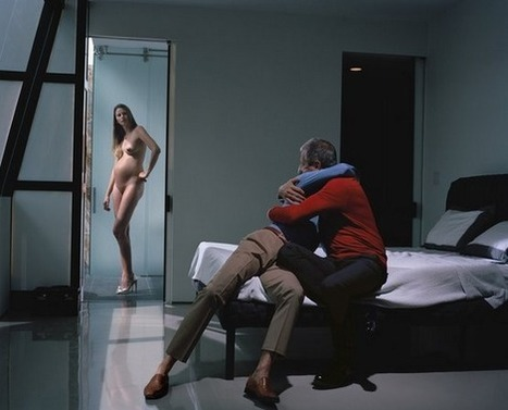 Philip-Lorca diCorcia talks about his latest body of work - East of Eden | Photography Now | Scoop.it