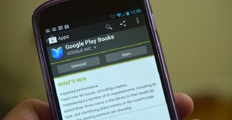 La Google Play Books se llena de eBooks infectados | Litteris | Scoop.it