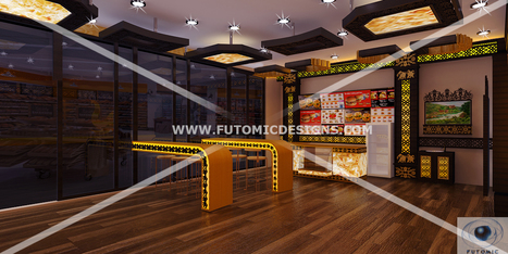 Curry in a Hurry – Indian Themed Restaurant in Zambia | Interior Designing Services | Scoop.it