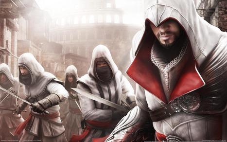 Full Assassins Brotherhood HD Wallpapers #3359 Wallpaper | gamejetz.com | gamesjetz | Scoop.it