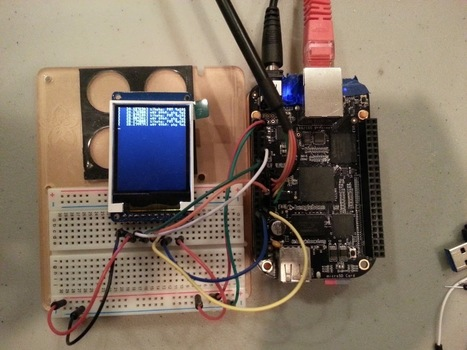 BeagleBone Black LCDs | Raspberry Pi | Scoop.it