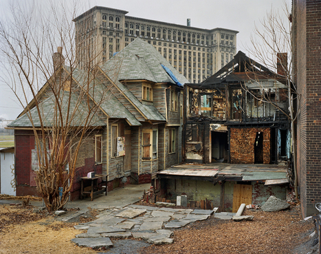 The Poetry of Decay — Failed Architecture | Adaptive Cities | Scoop.it