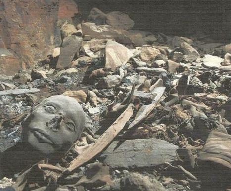 KV 40, el santuario de las momias | Arte, Literatura, Música, Cine, Historia... | Scoop.it