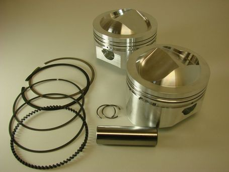 Ductalk GearDriven l loudbike | Meyers Performance Race Pistons for Alazzurra, Ducati 650 and 750 Pantah | Ductalk | Scoop.it
