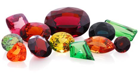 Iconic Garnets   Gemstones Trends   Scoop.it