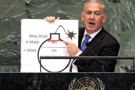 Iran, Israel both at secret nuclear meeting | Israel and Iran Kerry Walker | Scoop.it