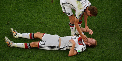Concussion expert: World Cup sets bad example | Thorax Weekly | Scoop.it