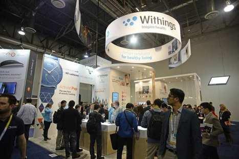 Withings, pionnier des objets connectés en France, racheté par Nokia pour 170 millions d'€ | Investir dans les Start-ups | Scoop.it