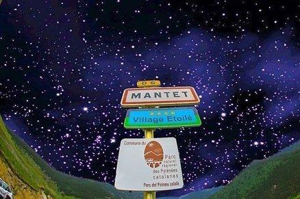 Mantet : le village qui éteint ses réverbères pour pouvoir rallumer les étoiles   Vers un projet de territoire durable et implicant   Scoop.it