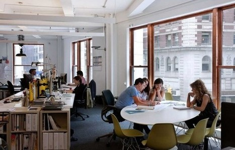 How to Create a Productive Office Space | E-learning for Business | Scoop.it