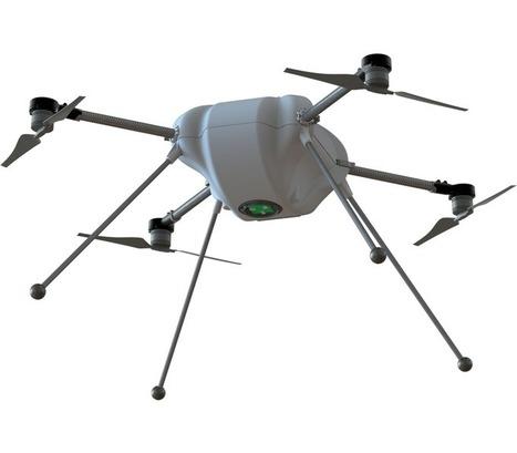 Pour réaliser un inventaire, le drone s'impose | Drone | Scoop.it