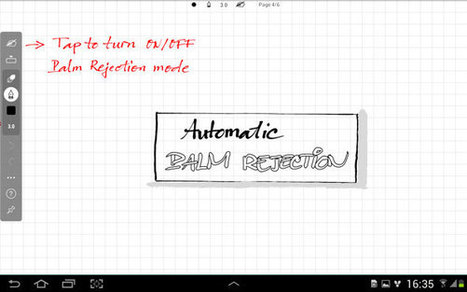 10 best apps that work with the S Pen on the Note 4 and other Galaxy Note devices | Android | Scoop.it