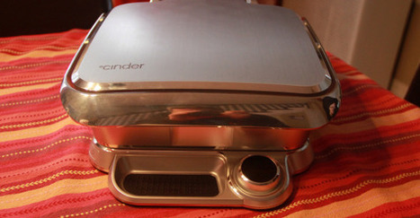 Slideshow: The Cinder Sensing Cooker Won't Burn Your Food To ACrisp   Wearable Tech & Innovative Sports Gear   Scoop.it