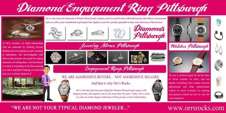 Diamond Engagement Ring Pittsburgh   Engagement Rings Pittsburgh   Scoop.it