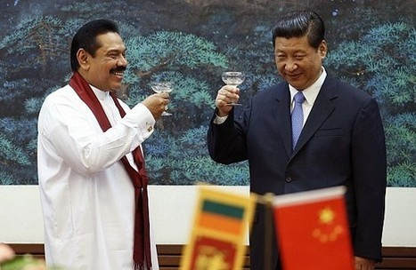 Sri Lanka's Growing Links with China | China News Watch! | Scoop.it