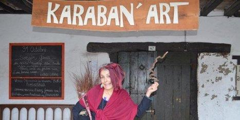 Cambo-les-Bains (64) : Halloween détrôné par la fête des sorcières | BABinfo Pays Basque | Scoop.it
