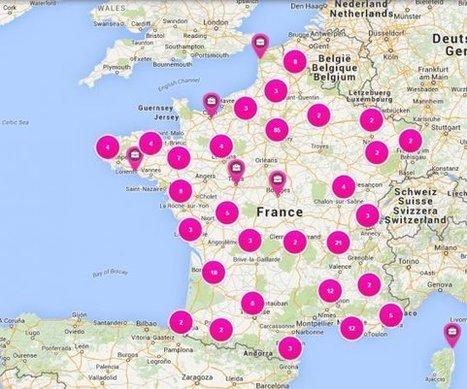 Marseille : découvrez le coworking - Francetv info | CCGAM Télécentre | Scoop.it