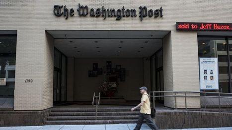 Après sa vente, le siège du Washington Post pourrait devenir un hôtel   DocPresseESJ   Scoop.it
