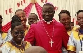 Ordination Episcopale de l'évêque de Thiès Le nouvel patron du ... - Ndarinfo | Pèlerinage militaire international | Scoop.it