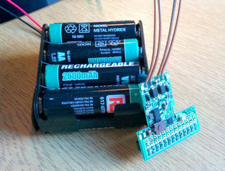 Boffin dreams up smart battery gizmo for Raspberry Pi fiddlers   Raspberry Pi   Scoop.it