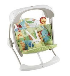 Buy Fisher Price Take Along Swing and Seat, Multi Color | Discounts India | Scoop.it