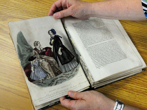 160-year-old magazine finds new life through Penn State digitization - Penn State News | Digitization | Scoop.it