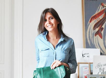 Morgane Sézalory, l'artiste de Sézane | DavidDcom | Scoop.it
