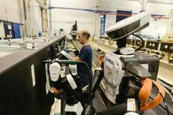 Les secrets du robot collaboratif d'Airbus, nouvelle recrue dans l'assemblage de l'A380   Aéro   Scoop.it