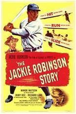 Watch The Jackie Robinson Story Movie 1950 Online Free Full HD Streaming,Download   Baseball   Scoop.it