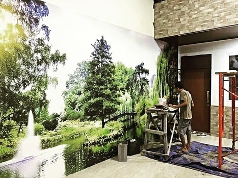 Bagaimana Cara Memasang Wallpaper Dinding Yang Baik Dan Benar...? | Pasang Wallpaper | Scoop.it