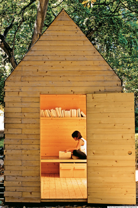 'Improbable Libraries' Beautifully Depicts The Fun Side Of Libraries - Huffington Post   LibraryHints2012   Scoop.it