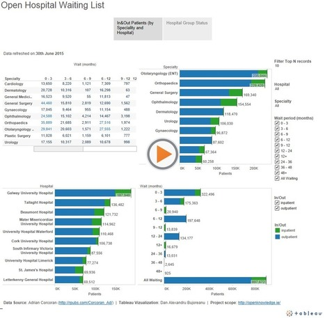Open Hospital Waiting List – Open Knowledge Ireland | Open Government (worldwide) | Scoop.it