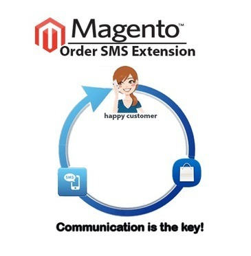Synic Systems Pvt. Ltd.'s Facebook Wall: The Synic Systems Pvt Ltd  have very good knowledge on Magneto SMS Extension/Module Gateway API integration/implementation Services. We have developed many ... | eCommerce Online Shopping Website Development | Scoop.it